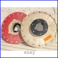 12 pad driver to fit 13 model floor machine buffer/polisher/scrubber. Comes w