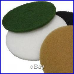 13 Floor Pads 1 Thick Floor Polisher Maintainer Pads Polish-Scrub-Strip