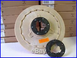 14 Pad driver, to fit a 15 Floor Buffer & free spare plate! Free shipping too