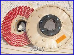 15 Pad driver to fit 16 Model Floor Machine Buffer/Polisher/Scrubber. Comes