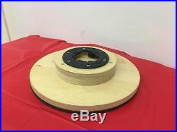 16 Malish Drive Pad Floor Sander Disc Sander Scrubber Floor Buffer & Polisher