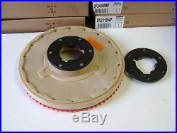 16 PAD DRIVER, fits a 17 Floor Buffer & FREE extra plate