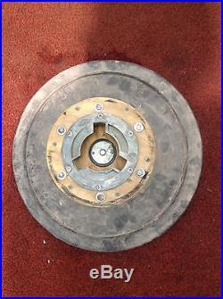 16 Sanding Drive Pad Alto Clarke Sander Sandpaper Driver Floor Buffer Polisher