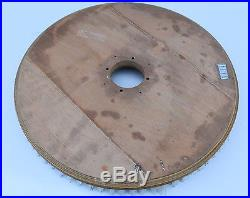 20 (510mm) Universal Floor Polisher / Scrubber Pad Holder / Drive Board Plate