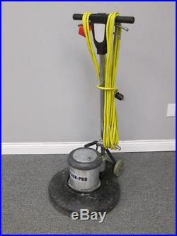 20 Task-Pro TP2015HD Floor Machine Buffer with New Pad Driver