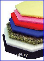 20 octagonal floor buffer pads (5ct)