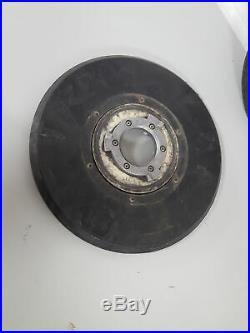 2x Victor 400 Flex Drive Pad Holder Floor Buffer / Polisher 39cm