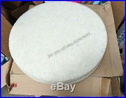 3M 3300 Floor polisher Pad White