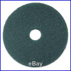 3M MMM08415 Low Speed Buffer Floor Pads, Blue 22 In