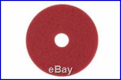 3M Red 16 Floor Buffer Pads