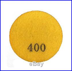 3 Transitional floor polishing pad for concrete grit 400