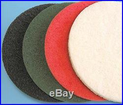406mm or 430mm Premium Heavy Duty Floor Cleaning Buffer Pads Mixed Packs
