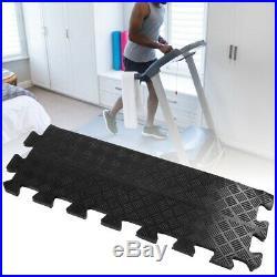 5PCS Sports Rubber Ground Mat Dumbbell Fitness Damping Floor Cushion Buffer Pads
