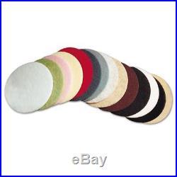 ABILITYONE 7910015012973 Skilcraft Spray Buffer Floor Pads, 20, Red, 5/box