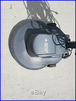ADVANCE ULTRA 20 FLOOR BUFFER BURNISHER BY NILFISK with PAD