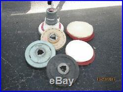 Advance Matador 20 Low Speed Floor Machine Buffer Burnisher lot pads