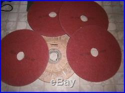 Advance PAD HOLDER W Floor Scrubber 5100 Buffer PADS 3M