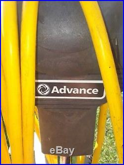 Advance Pacesetter 17 Floor Buffer/Polisher/Stripper/Scrubber With Pad Driver