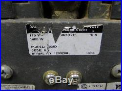 Advance Whirlamatic 20 UHS Walk behind Commercial Floor Buffer Burnisher withPAD