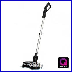 AirCraft PowerGlide Cordless Hard Floor Cleaner & Polisher Black + 4 Extra Pads