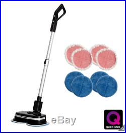 AirCraft PowerGlide Cordless Hard Floor Cleaner & Polisher + Extra Set of Pads E