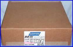BOX LOT (5) Norton Bear-Tex 20 Ultra High Speed Topshine Floor Buffer Pads NEW