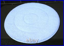 Carpet Bonnets 21 Rubbermaid Q221-00 Floor Buffer Pads Low Profile Case 5 M3951