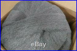 Case of 12 17 Jumbo Steel Wool Floor Buffer Pads
