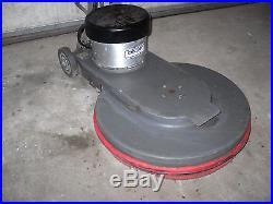 Cassidy Floor Burnisher Model CX-1500 Pacific Steamex 19 Pad machine polisher