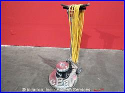 Clarke CFP20000 20 Floor Buffer Polisher Burnisher Scrubber with Pad