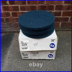 Cleaning Pads For Floor Scrubber Machine Buffer Machine Polisher Pads 14 5pcs