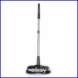 Cordless Hard Floor Cleaner & Polisher AirCraft PowerGlide Black + Extra Pads