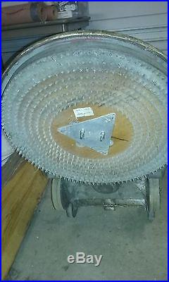 Dayton 3Z778 High Speed floor buffer burnisher Pad Holder Measures 18
