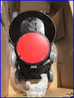 Dayton 4nek5 115vac 1500 Rpm 1 5 Hp 20 Pad High Speed