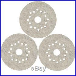 ELECTROLUX Genuine Floor Polisher Polishing Felt Pad B19 B37 B93D Z93D x 3