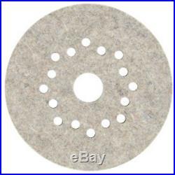 ELECTROLUX Genuine Floor Polisher Polishing Felt Pad B21 B22 B23 130mm x 3