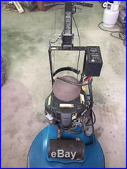 Eagle Propane Floor Burnisher Buffer 27 Pad polish Limited Free Shipping 310hrs