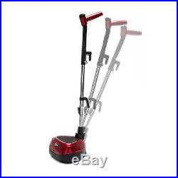 Electric Floor Cleaner Polisher Scrubber Machine Interchangeable Reusable Pads