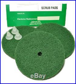 Electrolux B8 Floor Polisher Scrub Pads 26-3802-01