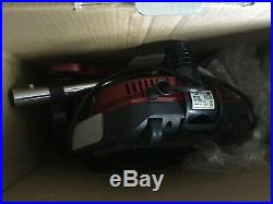 Ewbank FP160 Floor Polisher Red With brushes, scouring and polishing pads