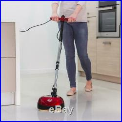 Ewbank Floor Cleaner Scrubber Polisher All In One 23 ft Power Cord Reusable Pads