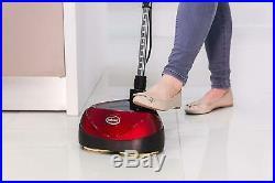 Ewbank Floor Polisher Machine Dual Rotating Discs Reusable Pad Wood Vinyl Marble