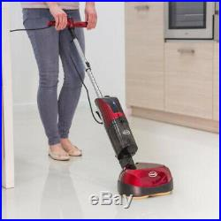 Ewbank Floor Polisher Scrubber Vacuum 23 ft. Power Cord Interchangeable Pads