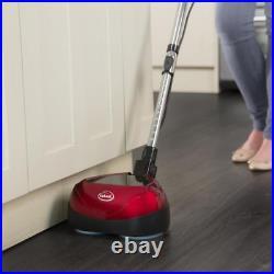 Ewbank Floor Scrubber Buffer 23 ft. Power Cord interchangeable Pads Aluminum