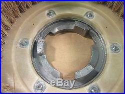 Floor Polish Brushes B451800 16 Union MIX Anp-92 Machine Pad Fiber Buffer New