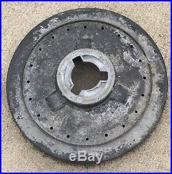 FLO-PAC Rotary Floor Brush 19 & 5-20 Buffer Pads