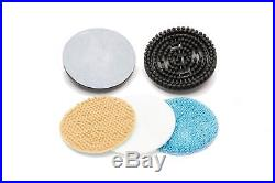 Floor Polisher Machine Pad Brushes Wood Granite Marble Vinyl Scrubber Cleaner