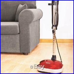 Floor Polisher Scrubber Cleaner Bare Vacuum Brushes Pads Corded Bagless Ewbank