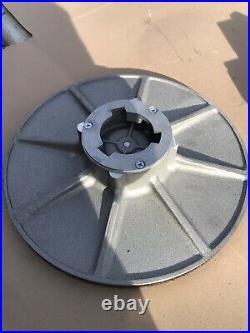 Floor Polisher / buffer Scrubber 16 in pad