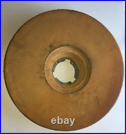 Floor Sander or Buffer 16 wooden pad driver with clutch plate cushion